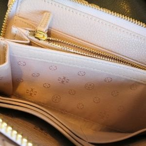 Tory Burch Bags - Tory Burch Braided long wallet